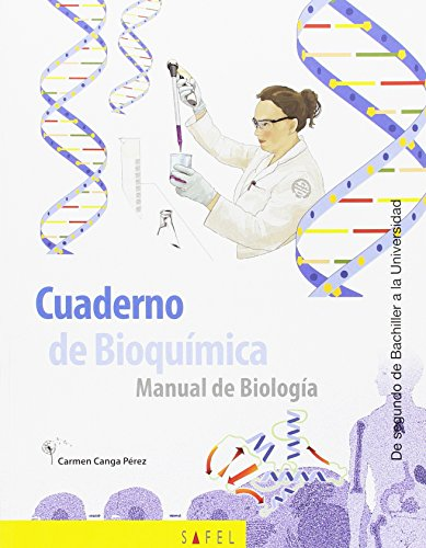 PACK MANUAL DE BIOLOGÍA por CARMEN CANGA PEREZ