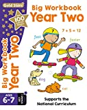 Gold Stars Big Workbook Year Two Ages 6-7 Key Stage 1: Supports the National Curriculum (Bumper)