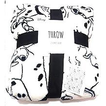 Manta de forro polar con diseño de 101 Dálmatas (Disney) se vende por Bend