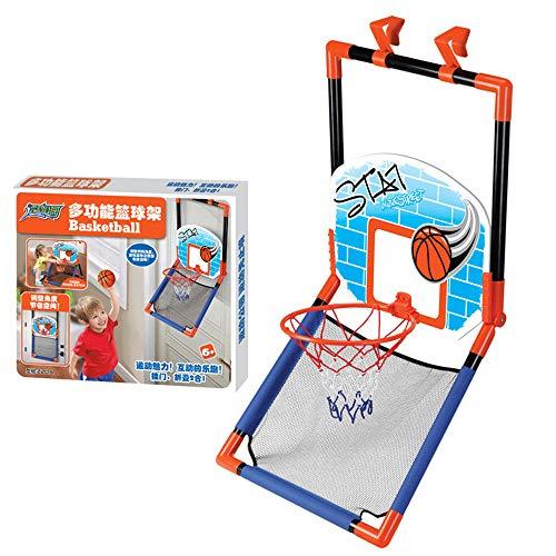 LVYE1 Basketball Kinder Mini Basketballkorb Basketballkorb Outdoor Basketballkorb Fürs Zimmer Soziale Spiele Eltern-Kind-Austausch Geschenk Für Kinder (Jordan Schuhe Rucksack)