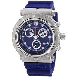 Formex 4 Speed Men's Quartz Watch DS2000 20003.3131 with Rubber Strap