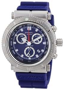 Formex 4 Speed Herren-Armbanduhr XL DS2000 Chronograph Quarz Silikon 20003.3131