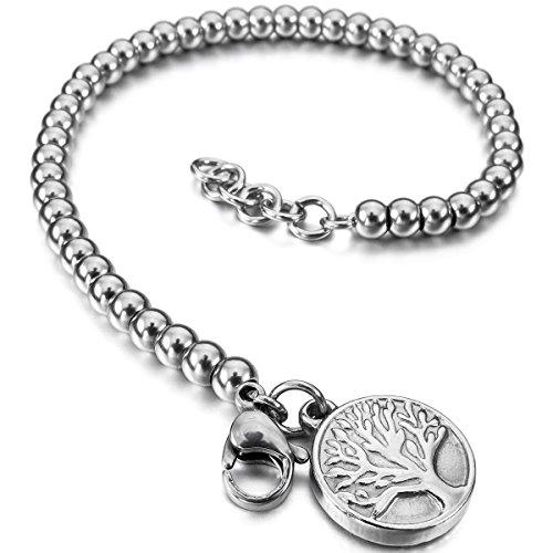 munkimix-acciaio-inossidabile-bracciali-bracciale-braccialetto-collegamento-polso-tono-argento-lalbe
