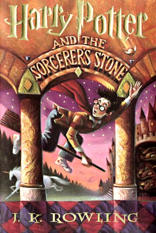 Click for larger image of Harry Potter and the Sorcerer's Stone [Complete & Unabridged]