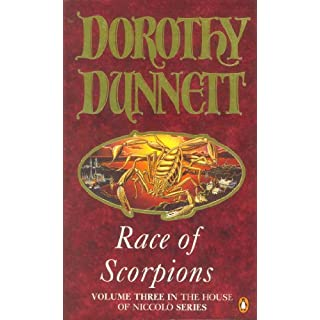 Race Of Scorpions: The House of Niccolo 3 (English Edition)