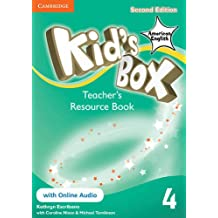 Kid's Box American English Level 4 Teacher's Resource Book with Online Audio 2nd Edition - 9781107433298
