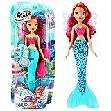 Winx Club - Fairy Mermaid Bambola Bloom con Cambio di Colore 28cm