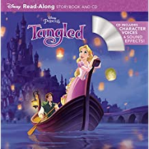 Tangled Read-Along Storybook and CD-