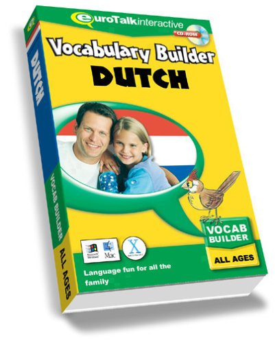 Vocabulary Builder Dutch: Language fun for all the family – All Ages (PC/Mac) Test