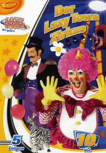 LazyTown - Vol. 10: Der LazyTown Zirkus