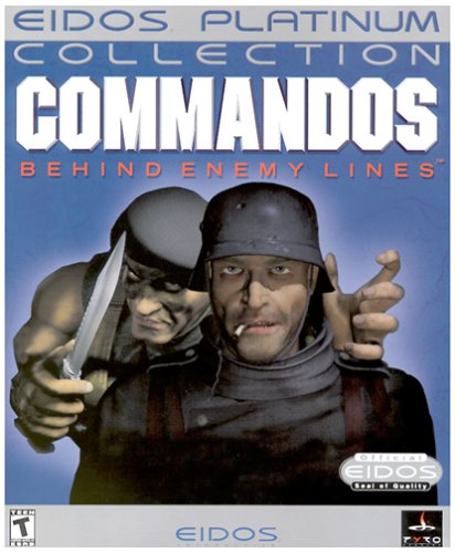 Commandos: Behind Enemy Lines - PC