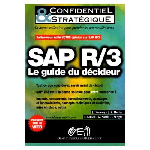 SAP R/3 le guide du décideur