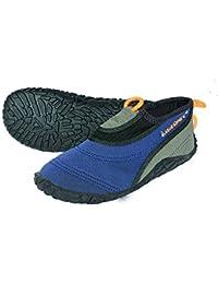 Aqua Sphere Beach Walker RS neopreno Agua/Playa, unisex, Beachwalker Rs, azul y negro, 36