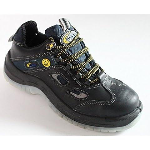 LUPOS Evo X22 Scarpa di sicurezza Calzatura antinfortunistica Scarpe lavoro