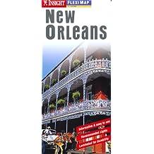Map-New Orleans La Insight Fle (Flexi)