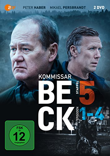 Kommissar Beck - Staffel 5, Episode 1-4 [2 DVDs] - Dvd Beck
