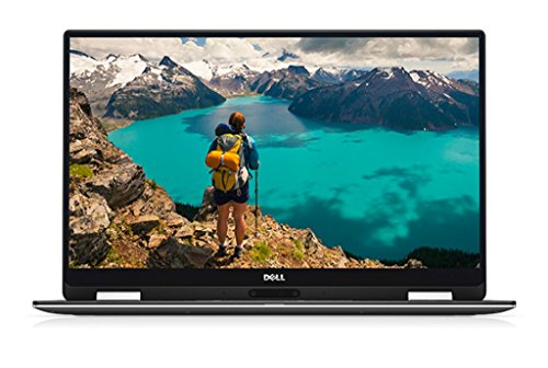 Dell XPS 13 9365 33,8 cm (13,3 Zoll FHD) Convertible Laptop(Intel Core i5-7Y54 , 256GB SSD, Intel HD Graphics 615, Touchscreen, Win 10 Home 64bit German) silber