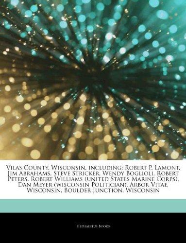 articles-on-vilas-county-wisconsin-including-robert-p-lamont-jim-abrahams-steve-stricker-wendy-bogli