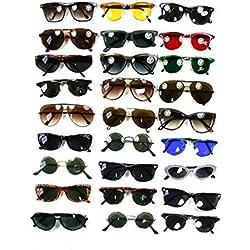 50 x Sonnenbrille viele Sorten Sonnenbrillen Gläser Brille UV UVA UVB Schutz Optik Sonne Sommer Freizeit