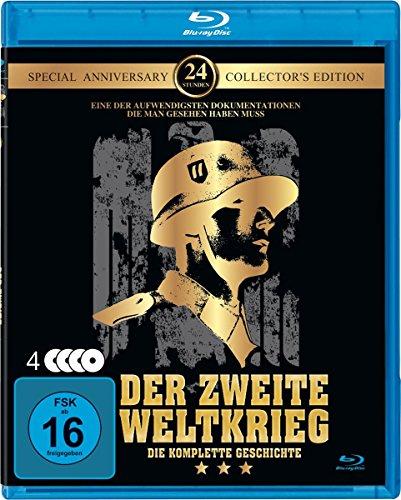 Der Zweite Weltkrieg (4 Blu-Rays)
