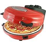 Horno de Piedra Italiano para Pizza – Horno para hacer Pizzas Americanas – Incluye Cortador