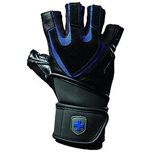 Harbinger Uni Fitnesshandschuhe Training Grip Wrist Wrap