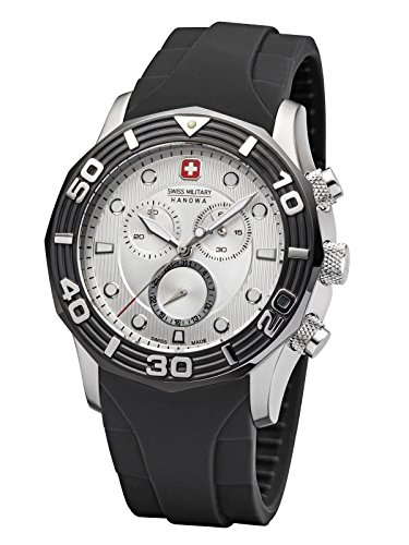 Swiss Military Hanowa Oceanic 06-4273.04.001.07 Montre chronographe pour homme