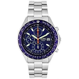Seiko SND255P1 Quartz  - Wristwatch men's, Stainless Steel, Band Colour: Silver
