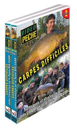 Carpes Difficiles : Techniques et Stratégies avec John Llewellyn - Vidéo Pêche - Pêche de la carpe