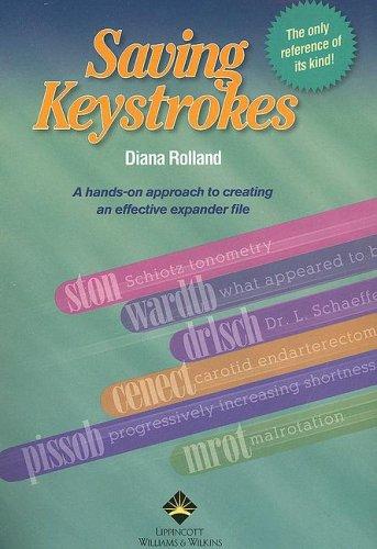 Saving Keystrokes (Keystroke Software)