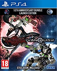 Bayonetta & Vanquish Double Pack - Limited 10th Anniversary Edition (
