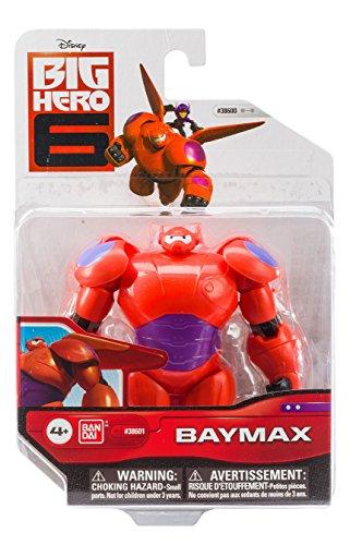 Imagen principal de Big Hero 6 - Figura coleccionable Baymax (Bandai 38601) f51b6946958