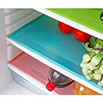 Mult-Purpose Mat for Refrigerator and Drawer.Kuber Industries is pioneer name in creative handmade Jewelry and Clothing Organizers. Founded in 1995 in Cultural Capital of India, Jaipur the group is engaged in designing new solutions for everyday use ...