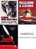 MARIO BAVA Best (Il Rosso Segno Della Follia - Reazione A Catena - Cani Arrabbiati) (3 Dvd)