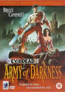 Army Of Darkness - The Evil Dead 3 [VHS] [1993]