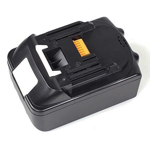 Preisvergleich Produktbild Werkzeugakku 18V 4,0Ah Akku für Makita BL1840 196399-0 Lithium-Ionen-Akku BL1830 Batterie