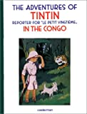 The Adventures of Tintin - Tintin au Congo : Edition en langue anglaise