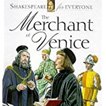 The Merchant of Venice (Shakespeare for Everyone) by Jennifer Mulherin (2001-06-01)