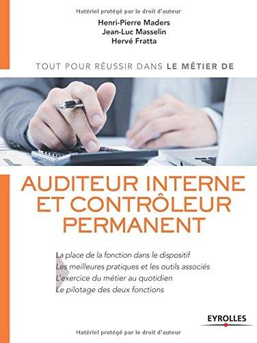 Auditeur interne et contrôleur permanent