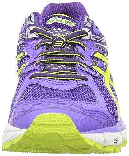 ASICS GT-1000 3 G-TX, Damen Outdoor Fitnessschuhe Violett (Purple/Lime/Deep Purple 3189)
