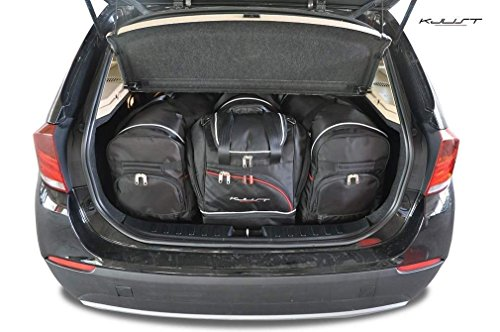 AUTO TASCHEN SETS BMW X1, 2009- CAR FIT BAGS