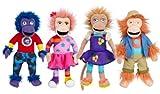 Fifi Zingzillas Soft Toy Panzee