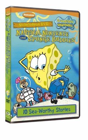 Spongebob Squarepants: Nautical Nonsense / Sponge Buddies [DVD] [2000]
