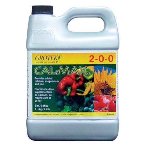 Kalzium, Magnesium und Eisen Stimulator Grotek Cal-Max (1L) -