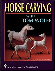 HORSE CARVING (Schiffer Book for Woodcarvers)