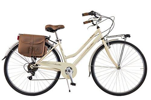 Via Veneto by Canellini Bici Vélo Citybike Byciclette CTB Femme Dame Vintage Retro Via Veneto Acier...