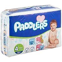 Paddlers 4 Numara Maxi 36 Adet (8-19 Kg) Eko Paket