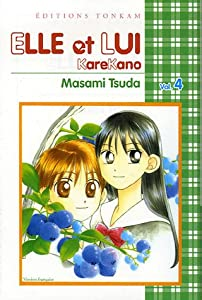 Elle et lui - Kare kano Edition simple Tome 4