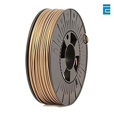 ICE FILAMENTS ICEFIL3ABS093 ABS Filament, 2,85 mm, 0,75 kg, Groovy Gold