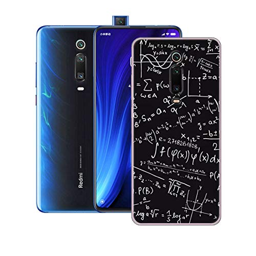"""YZKJ Morbido Cover Case per Xiaomi Mi 9T PRO (6.39""""), Trasparente Shock-Absorption Bumper Protettiva Crystal Flessibile Sottile Silicone TPU Custodia per Xiaomi Mi 9T PRO (6.39"""")."""